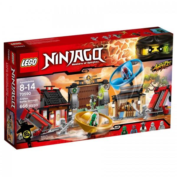 LEGO® Ninjago 70590 Airjitzu Turnierarena