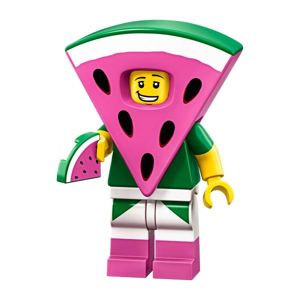 LEGO® Movie 2 Minifigur 71023-08: Wassermelonen-Typ