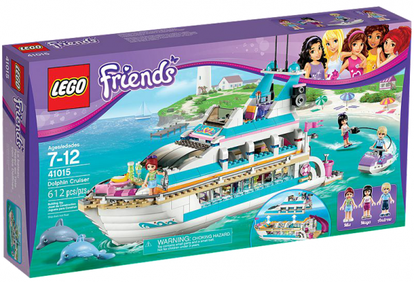 LEGO® Friends 41015 Yacht