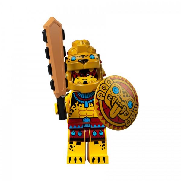 LEGO® Minifigur Serie 21 71029-08: Stammeskämpfer