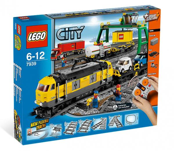 LEGO® CITY 7939 Güterzug