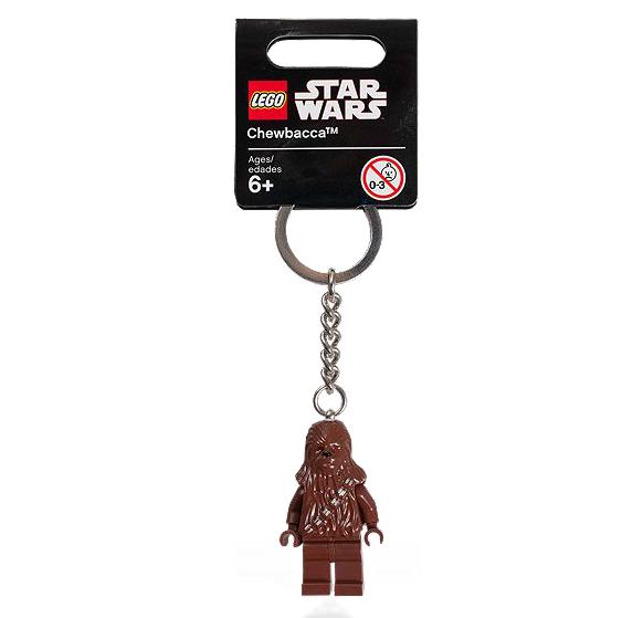 LEGO® Star Wars 851464 Chewbacca Schlüsselanhänger