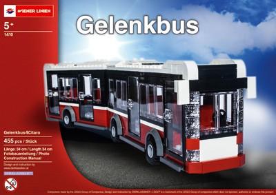 derKlassiker 1410 Gelenkbus 4 Citaro