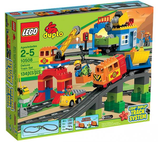 LEGO® DUPLO 10508 Eisenbahn Super Set