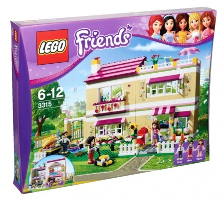 LEGO® Friends 3315 Traumhaus