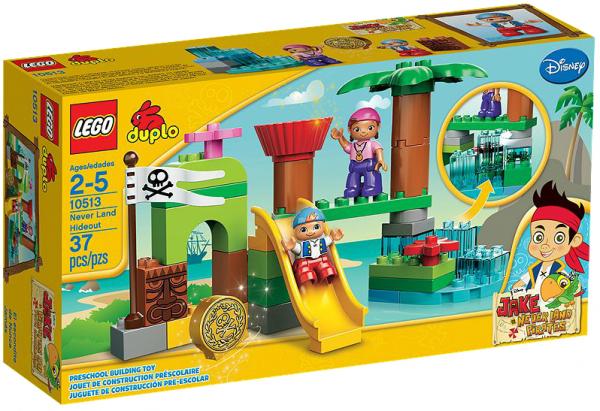 LEGO® DUPLO 10513 Nimmerland-Versteck