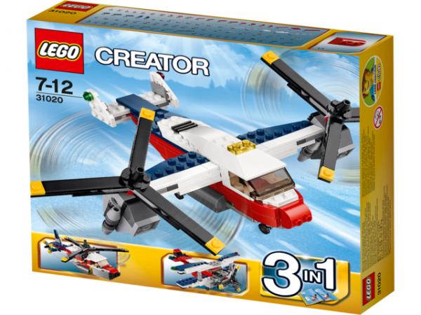 LEGO® Creator 31020 Flugzeug-Abenteuer