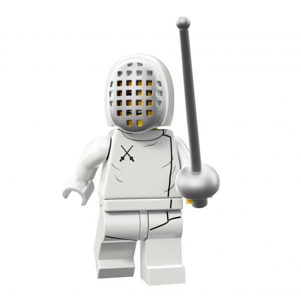 LEGO® Minifiguren Serie 13 - Fencer 71008-11