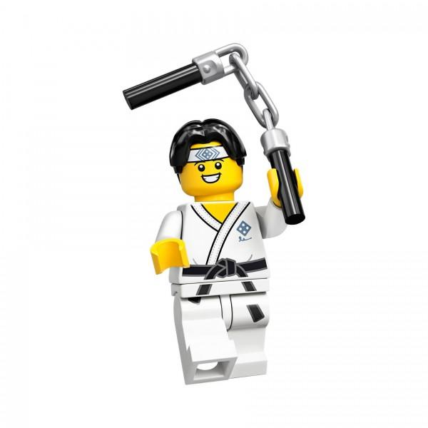 LEGO® Minifigur Serie 20 71027-10: Kampfkünstler