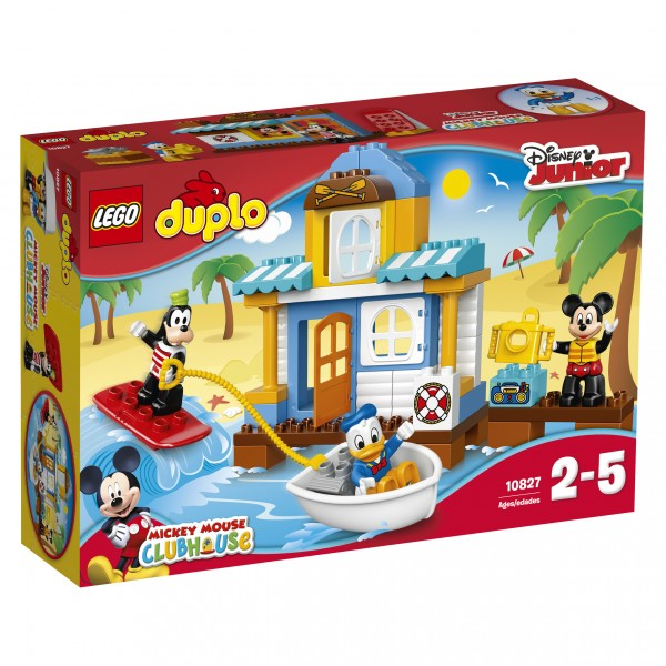 LEGO® DUPLO® 10827 Mickys Strandhaus