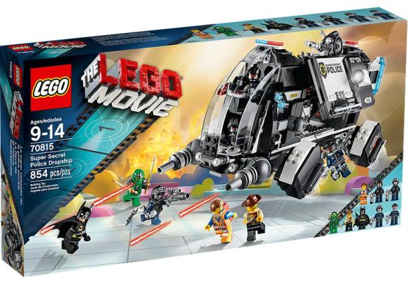 LEGO® Movie 70815 Raumschiff der Super-Geheimpolizei