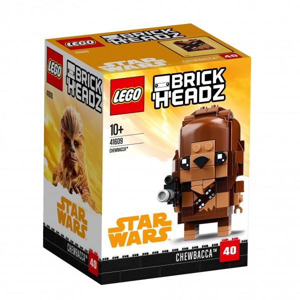 LEGO® BrickHeadz 41609 Chewbacca