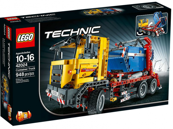 LEGO® Technic 42024 Container-Truck