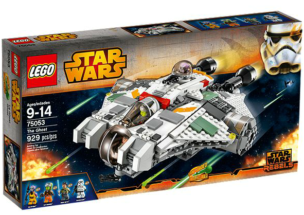 LEGO® Star Wars 75053 The Ghost