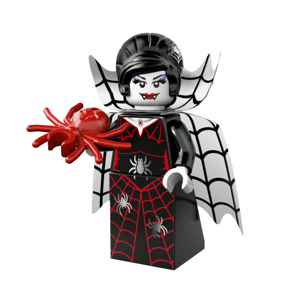 LEGO® Monster Minifigures Serie 14 - Spinnen-Lady 71010-16