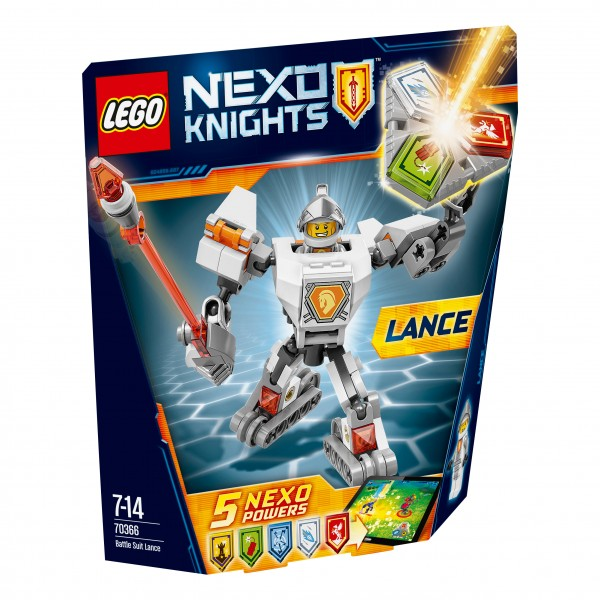 LEGO® Nexo Knights 70366 Action Lance