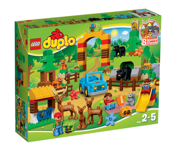 LEGO® DUPLO® 10584 Wildpark