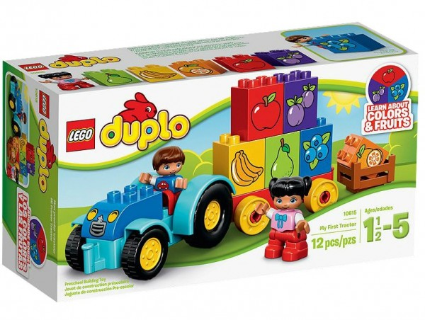 LEGO® DUPLO® 10615 Mein erster Traktor