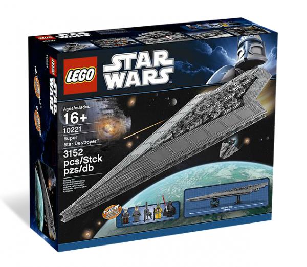 LEGO® 10221 Starwars Super-Sternenzerstörer