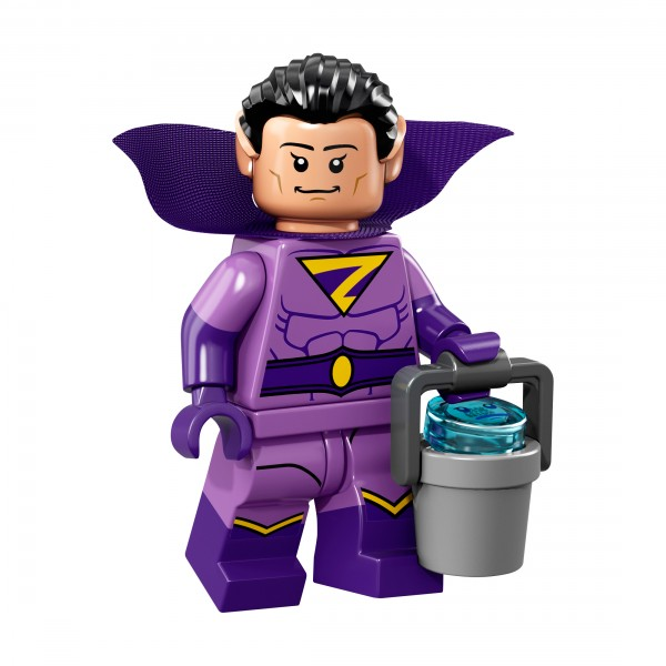 The LEGO® Batman Movie Minifigur Serie 2 - Wonder Twin Zan 71020-14