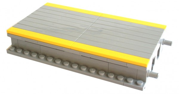 derKlassiker 1128 modularer Bahnsteig