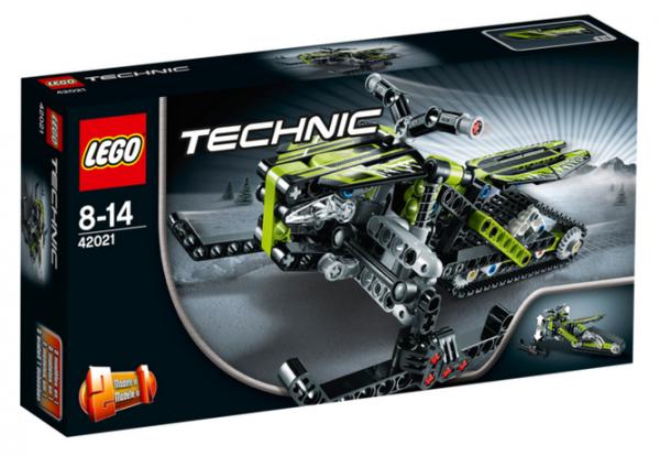 LEGO® Technic 42021 Schneemobil