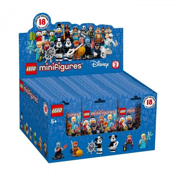 LEGO® 71024 Disney Minifiguren Serie 2 Thekendisplay