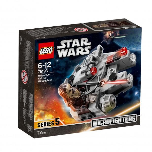 LEGO® Starwars 75193 Millennium Falcon Microfighter