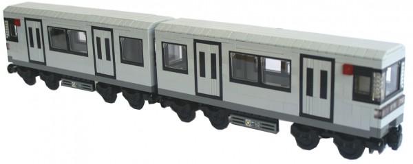 derKlassiker 1205 Silberpfeil U-Bahn / Underground