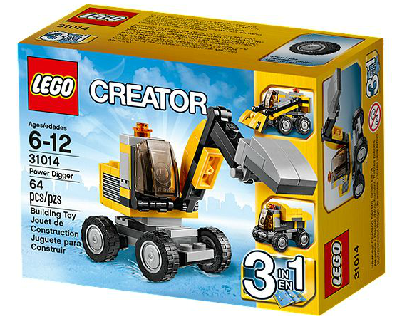 LEGO® Creator 31014 Power Bagger