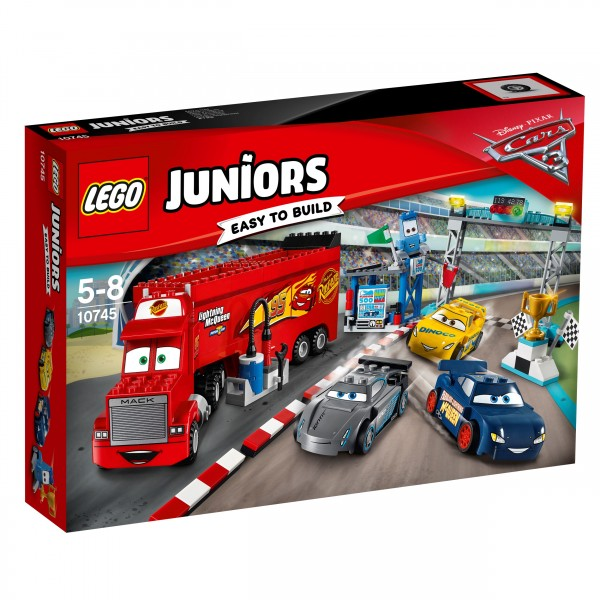 LEGO® Juniors 10745 Finale Florida 500