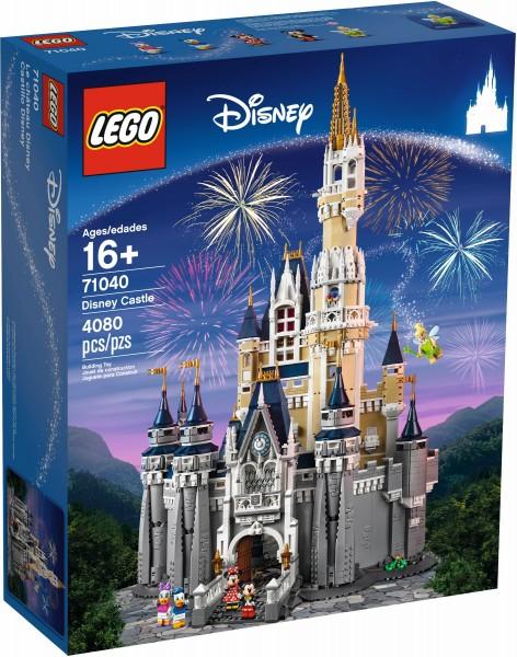 LEGO® 71040 Das Disney Schloss