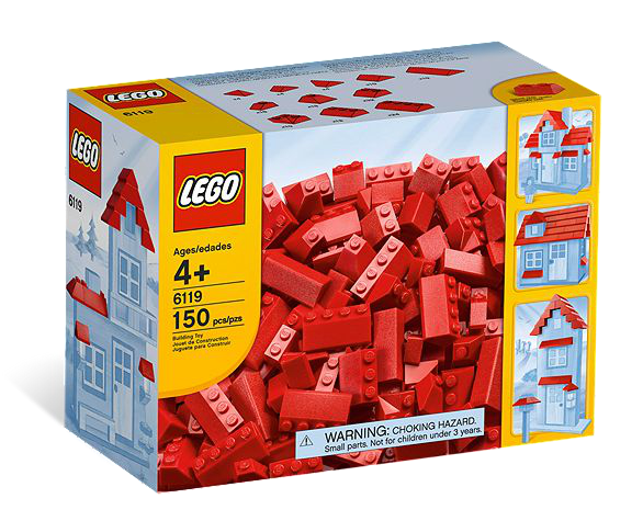 LEGO® 6119 Dachziegel