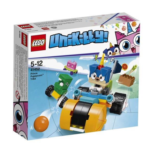 LEGO® Unikitty 41452 Das Dreirad von Prinz Einhorn-Hündchen