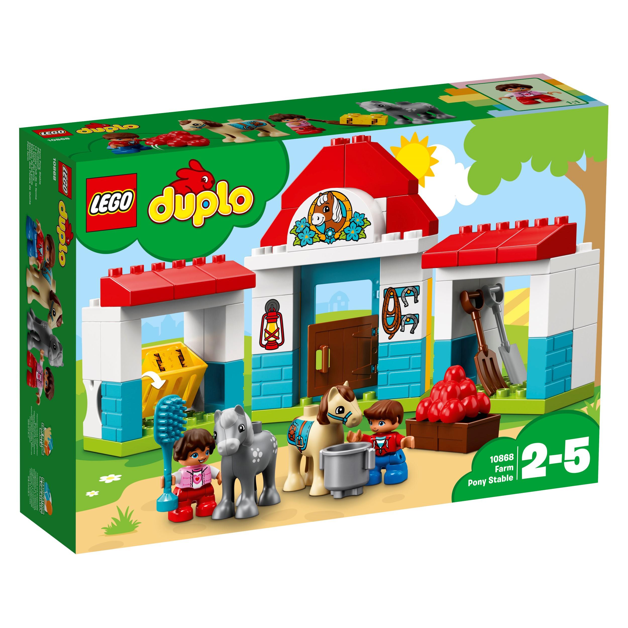 Lego Duplo 10868 Pferdestall Günstig Kaufen Brickstoreat