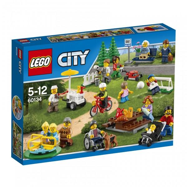 LEGO® CITY 60134 Stadtbewohner