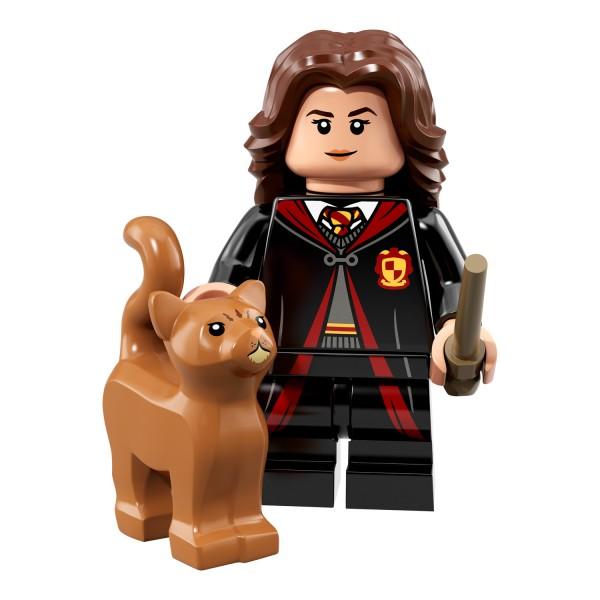 LEGO® Minifigur 71022-02: Hermine Granger in Schulkleidung