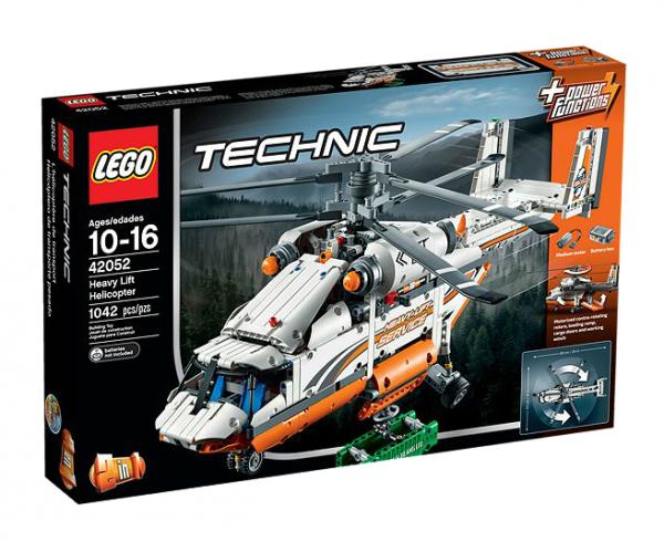 LEGO® Technic 42052 Schwerlasthubschrauber