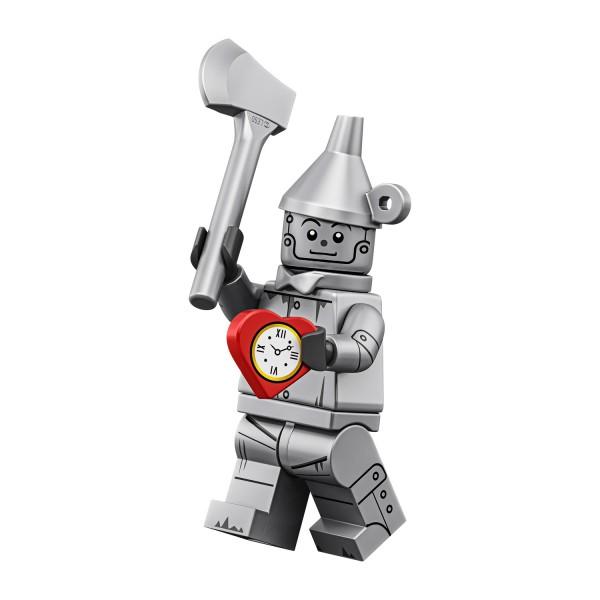 LEGO® Movie 2 Minifigur 71023-19: Blechmann