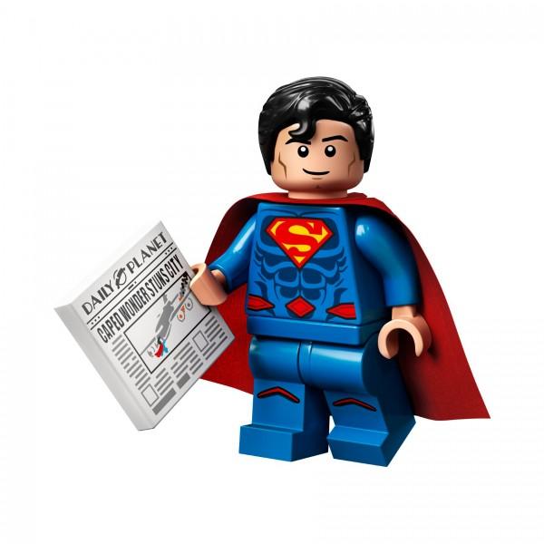 LEGO® DC Super Heroes Minifigur 71026-07: Superman™