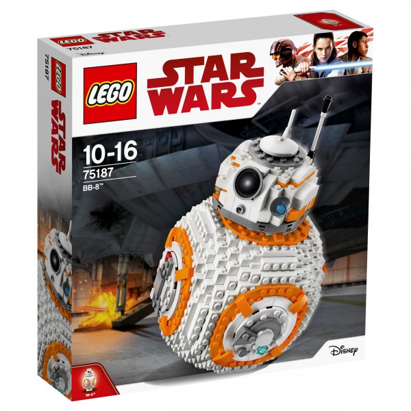 LEGO® Starwars 75187 BB-8