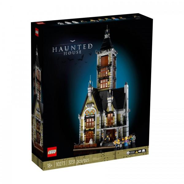 LEGO® 10273 Geisterhaus auf dem Jahrmarkt