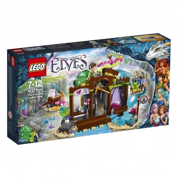 LEGO® Elves 41177 Die kostbare Kristallmine