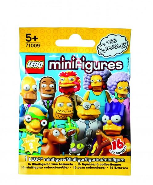 LEGO® The Simpsons Serie 2 - zufällige Minifigur 71009-XX