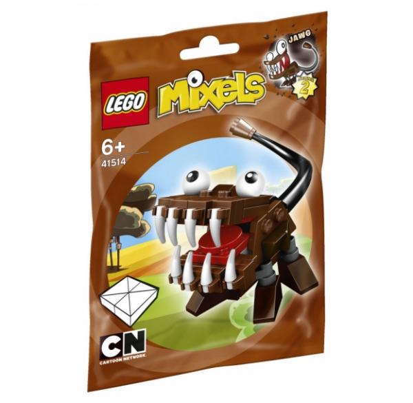 LEGO® Mixels 41514 JAWG
