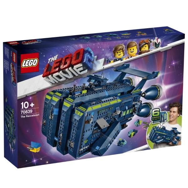LEGO® Movie 2 - 70839 Die Rexcelsior!
