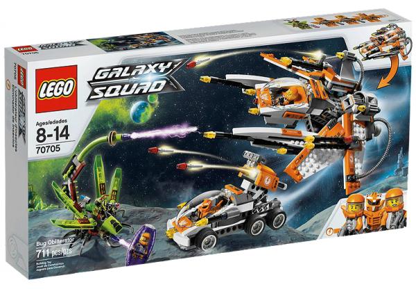 LEGO® Galaxy Squad 70705 Kommando-Shuttle