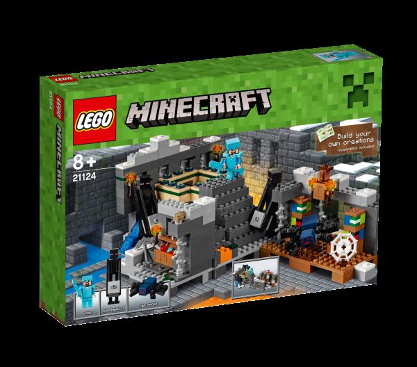 LEGO® Minecraft 21124 Das End-Portal