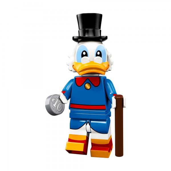 LEGO® Disney Minifigur 71024-06: Dagobert Duck