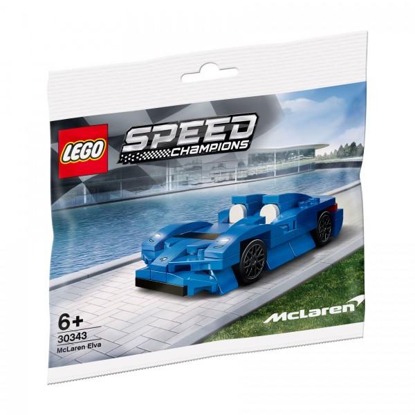 LEGO® Speed Champions 30343 McLaren Elva